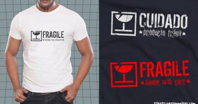 Fragile : manipuler avec précaution